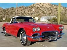 1962 Chevrolet Corvette For Sale On ClassicCarscom  Pg 2