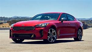Best Driver's Car Contender 2018 Kia Stinger GT  YouTube