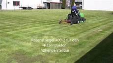 Rasenlüfter Selber Bauen - gartenstriegel striegel rasenstriegel 100 2