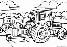 tractors 8 coloring pages 24
