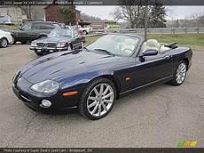 2006 Jaguar Xk8 Convertible by 2006 Jaguar Xk Xk8 Convertible In Pacific Blue Metallic