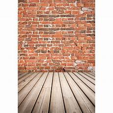 5x7ft Vinyl Wall Wood Floor Photography by 5x7ft Vinyl Photography Background Brick Wall And Khaki