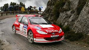 1999 Peugeot 206 WRC Wallpapers & HD Images  WSupercars
