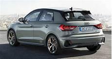 2019 audi hatchback 2019 audi a1 sportback premium hatchback unveiled
