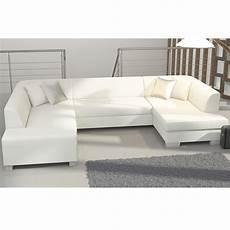 canape d angle blanc