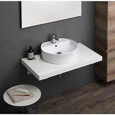 mensole lavabo mensola per lavabo bagno da 120 x 50 cm kv store