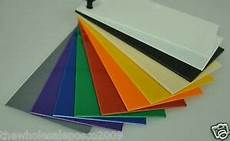 high impact polystyrene sheet 1 5mm thick colours vacuum forming material ebay