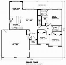 open concept bungalow house plans canada saskatchewan floor plan smaller floor plan bungalow