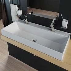 mineralguss waschbecken reparieren mineralguss waschbecken waschtisch aufsatzwaschbecken einbauwaschbecken serie m ebay