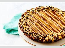 chocolate crispy pie_image