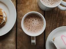 Gambar Kopi Cangkir Latte Coklat Panas Cappuccino