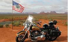 Usa En Harley Davidson La Route 66 Voyage 224 Moto