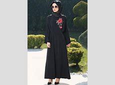 Muslim abaya dress islamic hijab long dress dubai kaftan