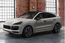 porsche cayenne coupe gets an exclusive touch carbuzz