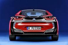bmw i8 heck bmw i8 protonic edition heck motor show