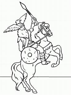 and rider printable coloring pages