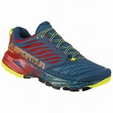 pro du sport la sportiva akasha opal chili chaussure de trail produsport