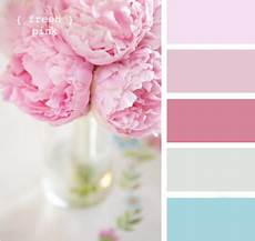 vintage rosa shabby chic colour palette with images