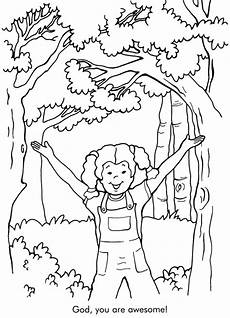 awesome god coloring sheet awesome god coloring page sermons4kids