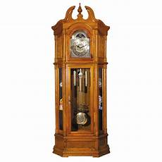 filmour collection traditional style grandfather clock in