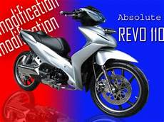 Modifikasi Motor Revo Absolute 2010 by Trendotomotivemodification2011 Ahm Modif Honda Absolute Revo