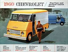 Chevrolet Step Van 30picture  14 Reviews News Specs