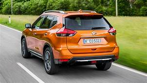 2018 Nissan X Trail Review  Top Gear