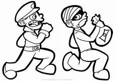 Malvorlagen Polizei Xl Polizei 5 Malvorlagen Xl