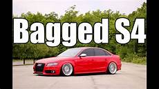 bagged 2012 2014 audi s4 awe touring exhaust with resonated downpipes youtube