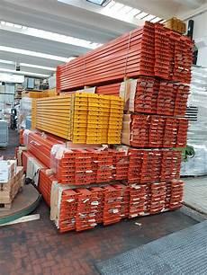 scaffali portapallets usati scaffalature industriali usate portapallet scaffali