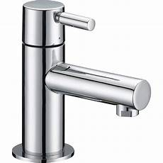 robinet de lave mains eau froide chrom 233 tiga leroy merlin