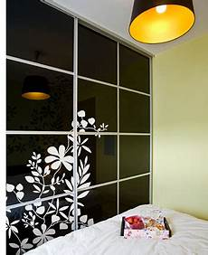 To Decorate Your Bedroom Door by How To Decorate Wardrobe Doors With Paint Wallpaper Or Fabric
