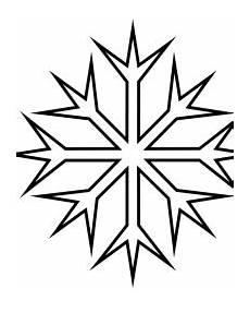 schneeflocke ausmalbilder gratis zum ausdrucken