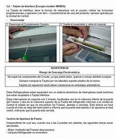 whirlpool wrk42 suena alarma refrigeradores yoreparo