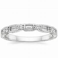 vintage diamond baguette ring brilliant earth