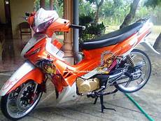 Modifikasi Motor Supra by Modiffikasi Honda Supra X 125 R Way Collection