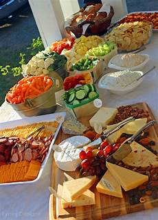 Snack Ideas For Wedding Reception