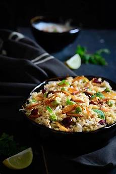 Foxtail Millet Berry Pilaf Recipe How To Make Foxtail