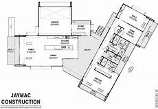 house plans with breezeway floor plan friday home with a central breezeway katrina