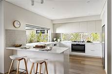 Modern Kitchen incorporating plants into your modern kitchen the maker