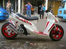 Modifikasi Motor Mio Standar by Modifikasi Motor Mio Sporty Standar Thecitycyclist