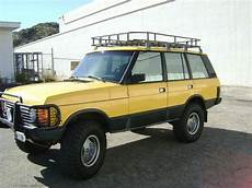 how does cars work 1987 land rover range rover on board diagnostic system buy used 1987 land rover range rover 4 6l in cathedral city california united states for us