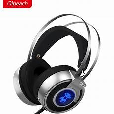 Olpeach 2017 Wh15 New Gaming Headphone Stereo Casque For