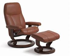 segmã ller sessel stressless consul leather recliner chairs stressless