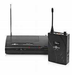Wireless Guitar System By Gear4music 174 1mhz Box