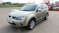 2008 Mitsubishi Outlander Xl 3 0 Start Up Engine And In
