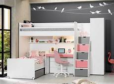 kinderzimmer mit hochbett praktisches kinderzimmer neo mit hochbett rosa moebel lux de