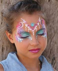 prinzessin schminken blumen bl 252 ten rosa fasching makeup