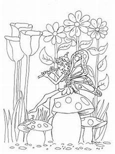 woodland fairies coloring pages 16582 flower coloring pages for adults coloring pages coloring printable flower
