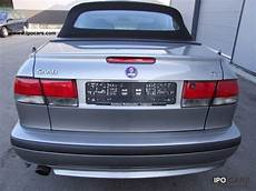 automobile air conditioning service 2003 saab 42072 user handbook 2003 saab 9 3 2 0i se convertible 1 hand t top german